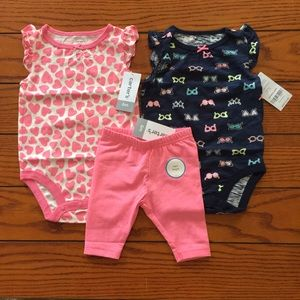 6m baby girl bundle